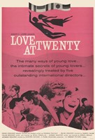 Love At Twenty Wall Poster
