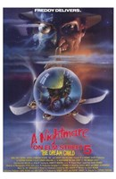 Nightmare on Elm Street 5: Dream Child Wall Poster