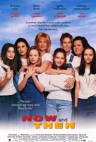 Now and Then Wall Poster