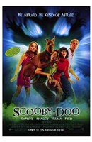 Scooby-Doo Wall Poster