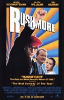 Rushmore Wall Poster