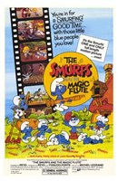The Smurfs and the Magic Flute Wall Poster