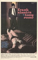 Tony Rome (movie poster) Wall Poster