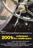 2001: a Space Odyssey Take Off Fine-Art Print