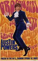 Austin Powers: International Man of Myst - Groovy Baby Wall Poster