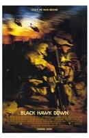 Black Hawk Down Wall Poster