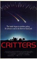 Critters Film Wall Poster