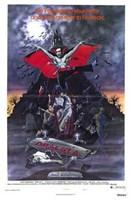 Andy Warhol's Young Dracula Film Fine-Art Print