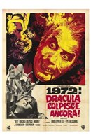 Dracula A.D. 1972 Fine-Art Print