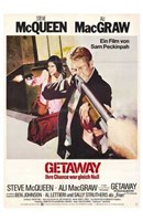 The GetawayMac Graw Wall Poster
