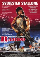 Rambo: First Blood Sylvester Stallone Wall Poster
