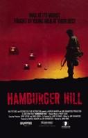 Hamburger Hill Movie Wall Poster
