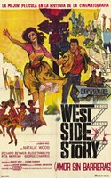 West Side Story (french) Fine-Art Print