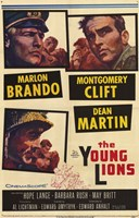 The Young Lions Wall Poster