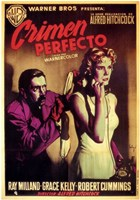 Dial M for Murder - spanish Wall Poster
