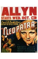Cleopatra Allyn Wall Poster