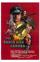 The Eagle Has Landed Film Wall Poster