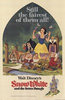 Snow White and the Seven Dwarfs Still the fairest of them all! Fine-Art Print