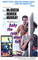 Baby the Rain Must Fall Wall Poster
