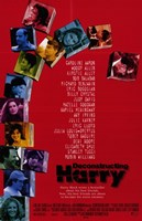Deconstructing Harry Wall Poster