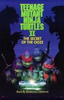 Teenage Mutant Ninja Turtles 2 Fine-Art Print