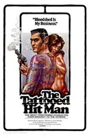 Tattooed Hit Man Wall Poster