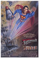 Superman 4: the Quest for Peace Movie Fine-Art Print