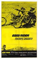 Easy Rider Rides Again! Fine-Art Print