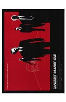 Gangster Number 1 Wall Poster
