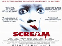 Scream From Wes Craven Wall Poster