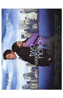 Two Weeks Notice Wall Poster