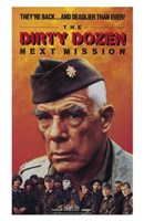 The Dirty Dozen: the Next Mission Wall Poster