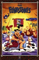 The Flintstones (Tv) Wall Poster