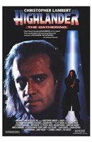 Highlander: the Gathering Wall Poster