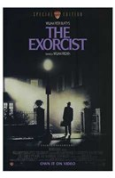 The Exorcist Purple Fine-Art Print