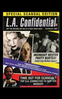 La Confidential - Special Scandal Edition Wall Poster