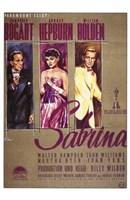Sabrina - characters Wall Poster