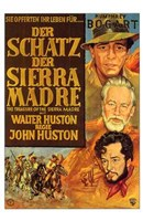 Treasure of the Sierra Madre - German Wall Poster