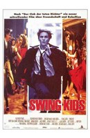 Swing Kids Wall Poster