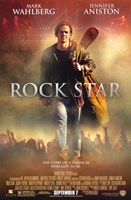 Rock Star Wall Poster