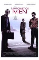 Matchstick Men Wall Poster