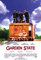 Garden State - three people Wall Poster
