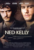 Ned Kelly Wall Poster