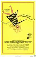 Funny Girl Omar Sharf Wall Poster