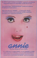 Annie 1973 Wall Poster