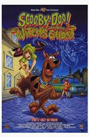 Scooby-Doo and the Witch's Ghost Wall Poster