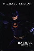 Batman Returns Michael Keaton Fine-Art Print