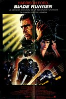 Blade Runner Sean Young Wall Poster