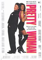 Pretty Woman German Wall Poster