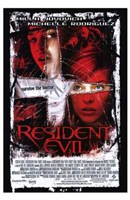 Resident Evil Wall Poster